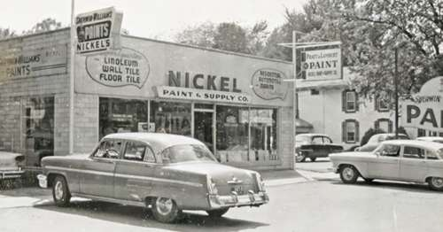 Nickel's in 1948
